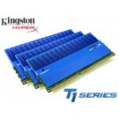 Kingston 3GB Kit Hyper x DDR3 2000-Tall Heat SPRDR Int XMP