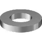 91455A130 Steel Washer