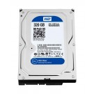 "Western Digital WD3200AAKX Caviar Blue Series SATA 3.5"" Hard Drive 320 GB 6Gb/s 7,200 RPM 16MB Cache"
