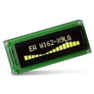 EA W082-XLG Electronic Assembly OLED Display, 2 lines/8 characters, 5.5 mm
